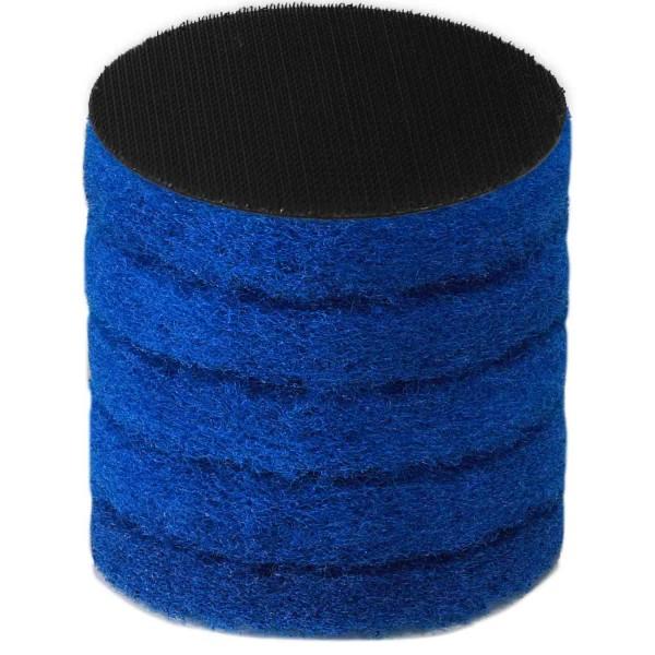 bopro Padset blau mit Klettadapter