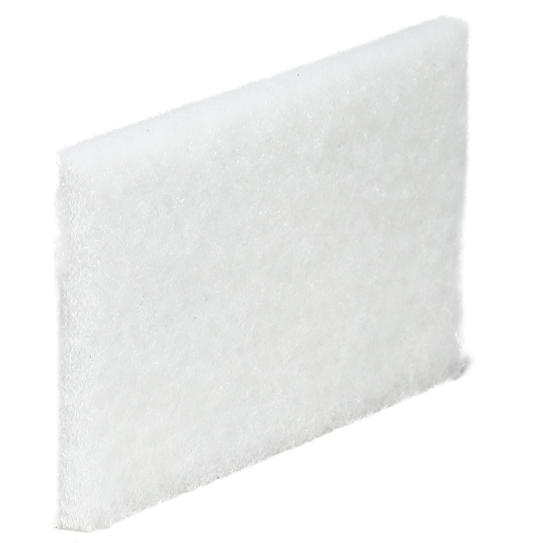 Superpad Zum Polieren Weiß Groß Pads Shop