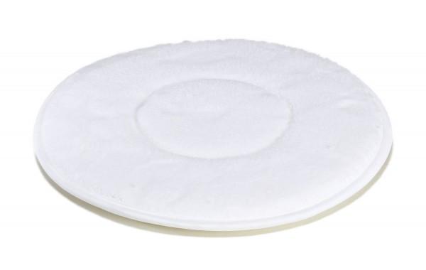 Mikrofaserpad Härte 1 Niedrigflor